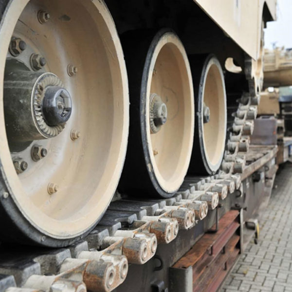 military style wheels
