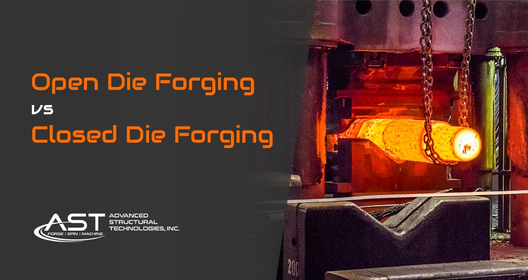 open die vs closed die forging